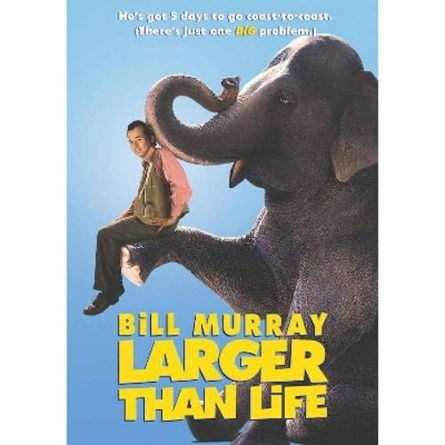 Larger than life (DVD)