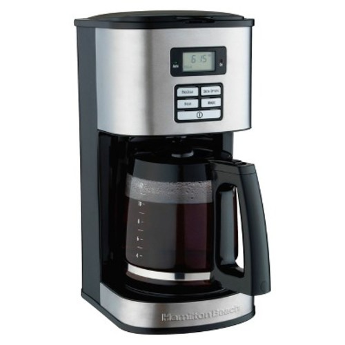 Hamilton Beach 12-Cup Coffee Maker, Programmable (49618)