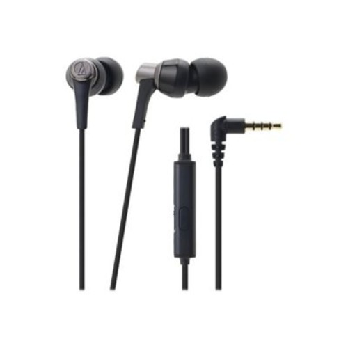 Audio Technica SonicPro In-Ear Headphones With In-line Mic & Control