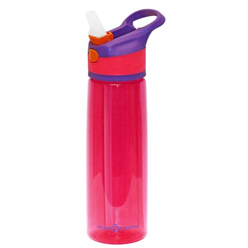 Green Canteen 24 oz. Purple and Pink Plastic Tritan Hydration Bottle (6-Pack)