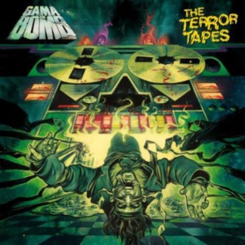 The Terror Tapes [CD]