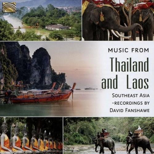 Music from Thailand and Laos [2015] [CD]