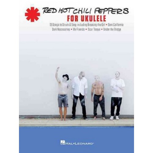 Red Hot Chili Peppers for Ukulele (Paperback)