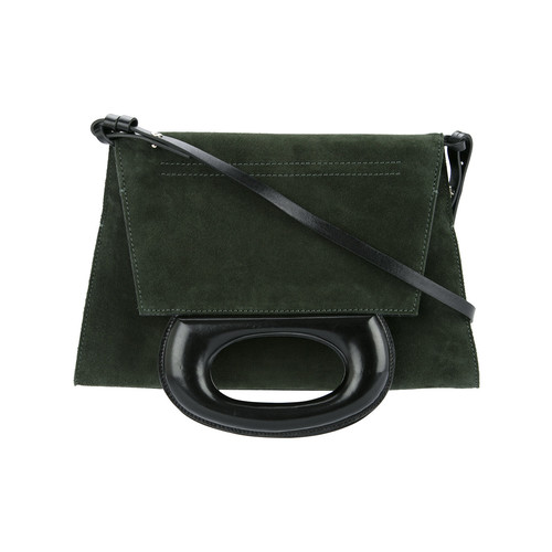 two-way folded tote