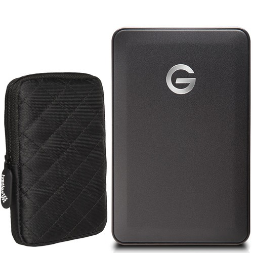 G-Technology 3TB G-Drive Mobile External Hard Drive with USB 3.0