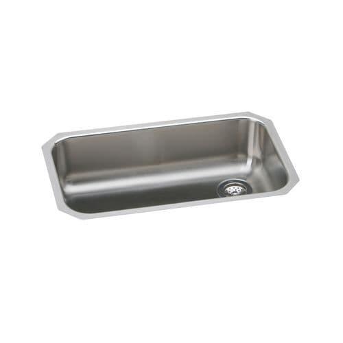 Elkay EGUH281610RDBG Gourmet Elumina Stainless Steel 30-1/2