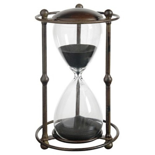 Hour Glass in Stand - A&B Home
