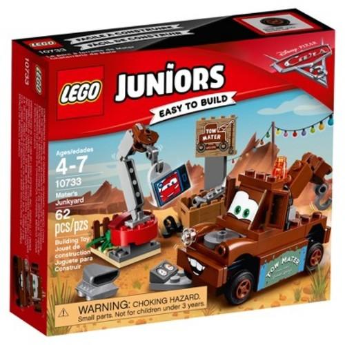 LEGO Juniors DisneyPixar Cars 3 Mater's Junkyard 10733