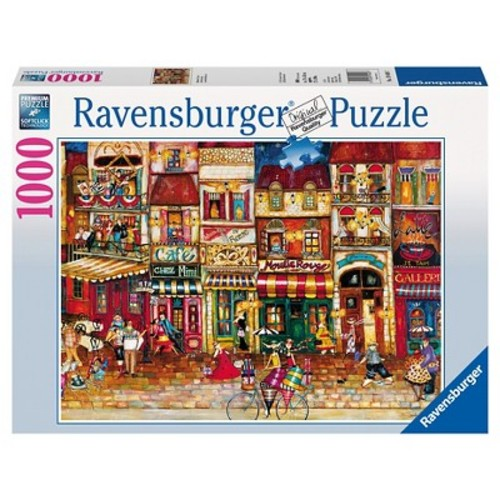 Ravensburger Jigsaw Puzzle 1000-Piece - Streets of France