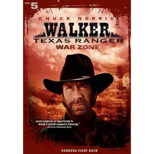 Walker, Texas Ranger: War Zone [DVD]