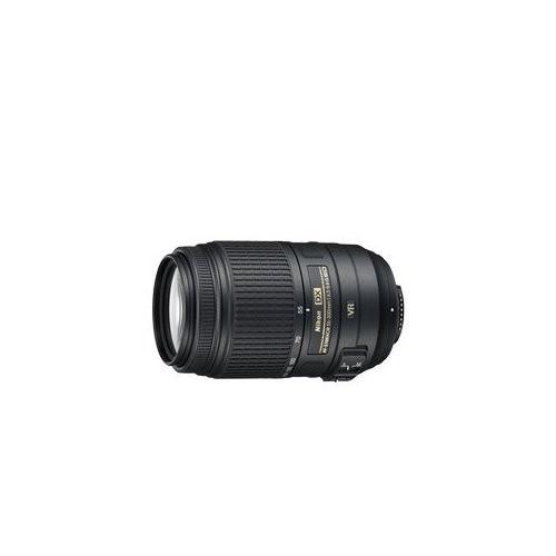 Nikon 55-300mm f/4.5-5.6G ED VR AF-S DX Nikkor Zoom Lens for Nikon Digital SL...