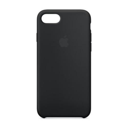 iPhone 7 Silicone Case (Black)