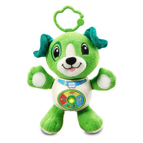 LeapFrog Sing and Snuggle Puppy Scout