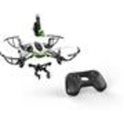 Parrot Mambo Mission Quadcopter Minidrone with cannon and grabber attachments