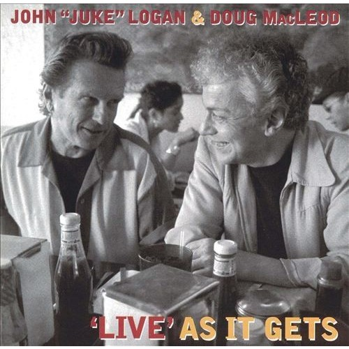 Live as It Gets [CD]