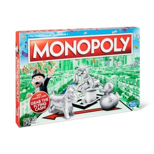 Monopoly Board Game (new edition)