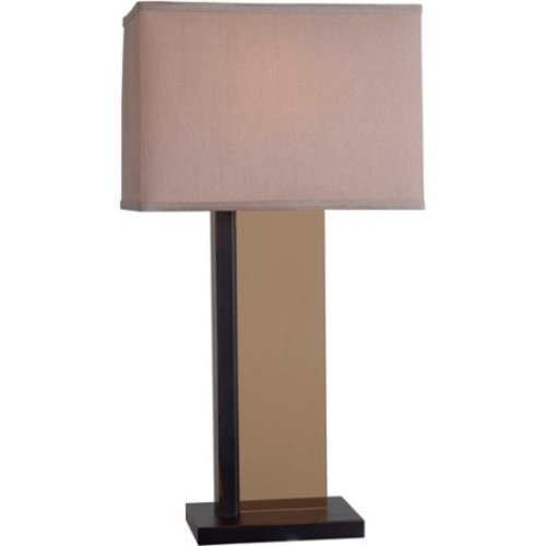 Kenroy Home Skyline 28 in. H Oil-Rubbed Bronze Table Lamp