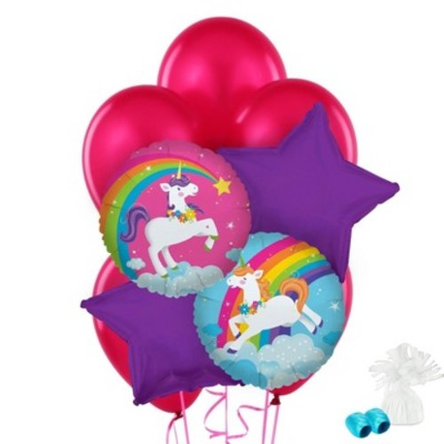 Fairytale Unicorn Balloon Bouquet