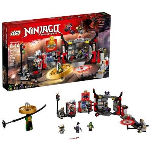 LEGO Ninjago S.O.G. Headquarters 70640