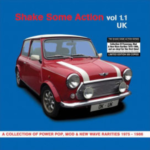 Shake Some Action, Vol. 1.1 UK: Collection [LP]
