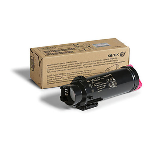 Xerox 106R03478 High-Yield Magenta Toner Cartridge