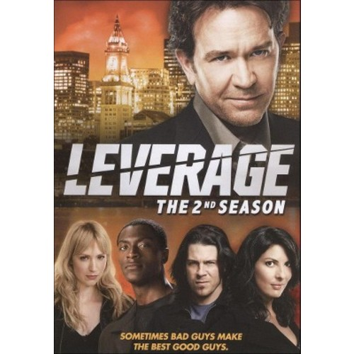 Leverage: The 2nd Season [4 Discs]