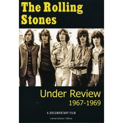 The Rolling Stones: Under Review - 1967-1969 [DVD]