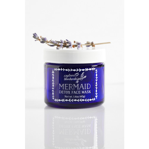 Mermaid Detox Face Mask [REGULAR]