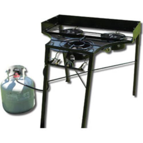 King Kooker King Kooker High-Low 3 Burner Camp stove