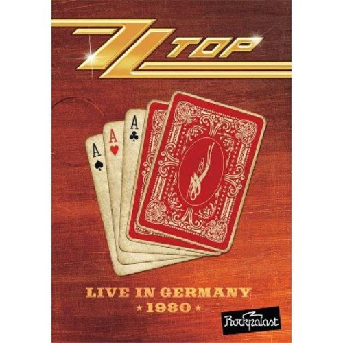 ZZ Top: Live in Germany 1980 DTS/DD5.1/DD2