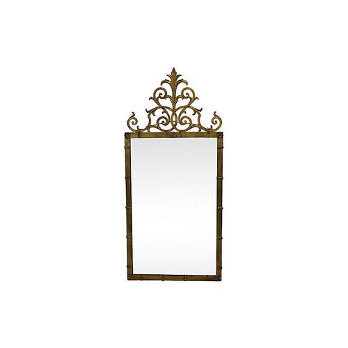 Palladio Italian Gilt Mirror