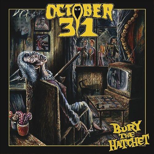 Bury the Hatchet [CD]