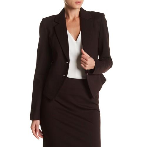 Tweed Print Jacket