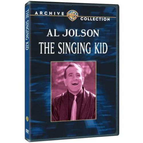 The Singing Kid [DVD] [1936]