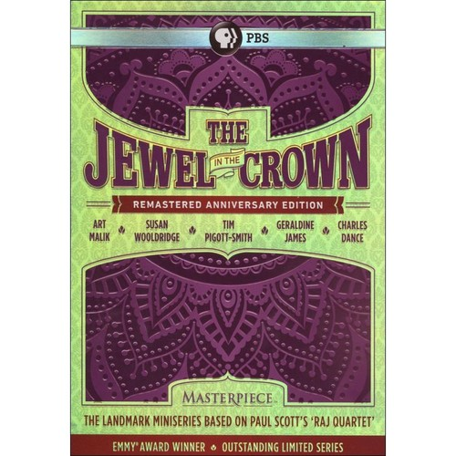 Masterpiece: The Jewel in the Crown [DVD] [1984]
