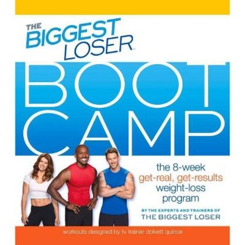The Biggest Loser Bootcamp (Paperback)