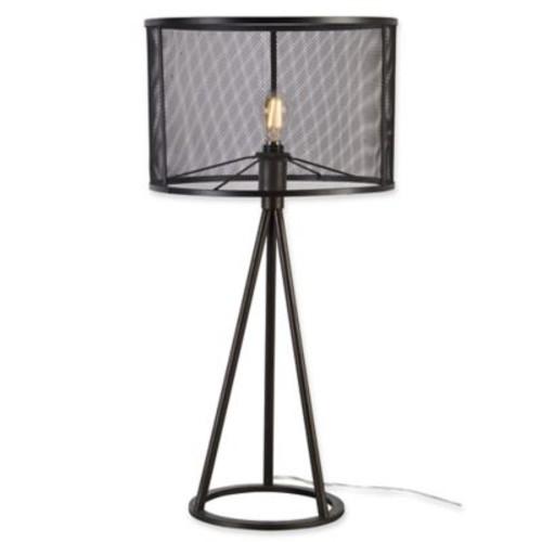 Ren-Wil Tahoma 1-Light Small Lamp in Antique Bronze