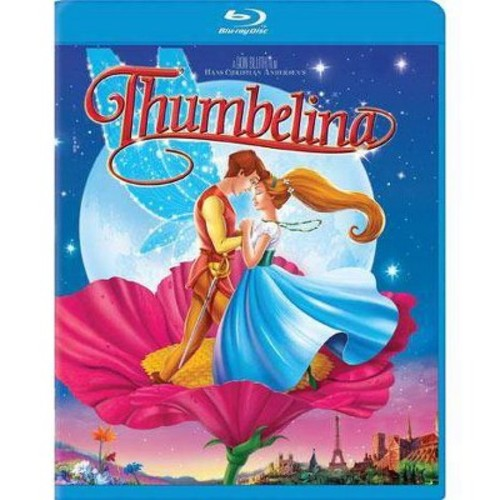 Thumbelina [Blu-ray/DVD] [2 Discs]