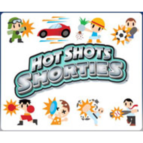 Hot Shots Shorties Blue Pack [Digital]