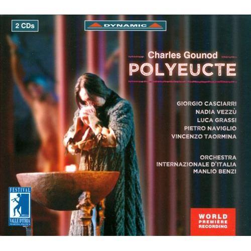 Gounod: Polyeucte [CD]
