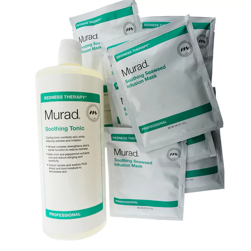 Murad Soothing Seaweed Infusion Mask Salon Size (15 Treatments)