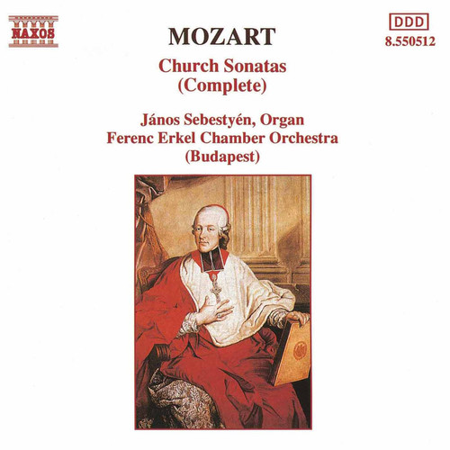 Various - Mozart: Church Sonatas