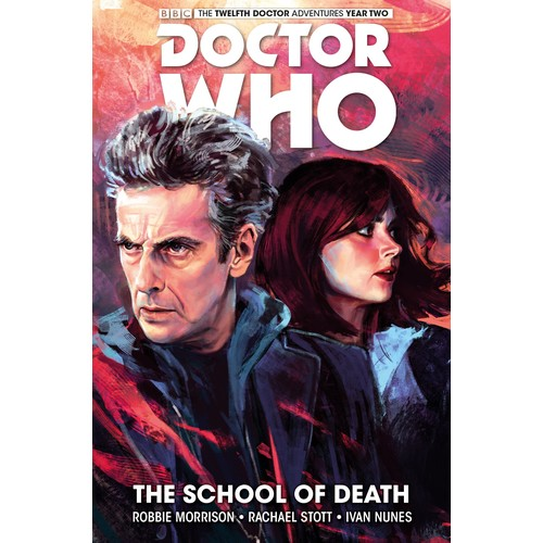 Doctor Who the Twelfth Doctor 4