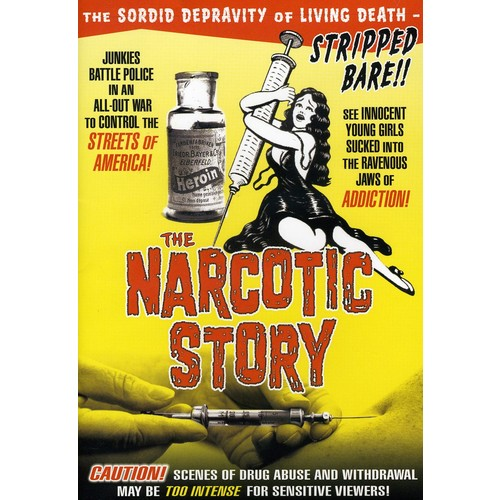 Narcotic Story (DVD)