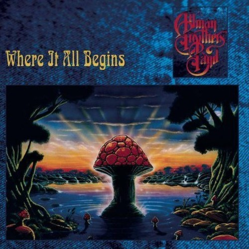 Allman brothers band - Where it all begins (CD)