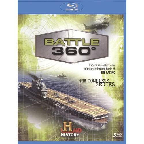 Battle 360: The Complete Season One [3 Discs] [Blu-ray]