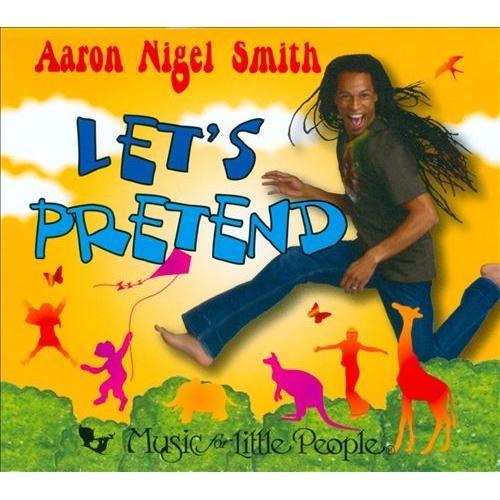 Let's Pretend [CD]