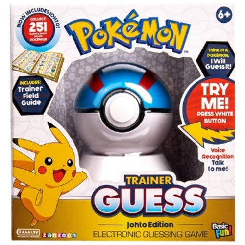 Pokmon Trainer Guess Game