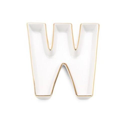 Prima Donna - Porcelain Monogram Trinket Tray