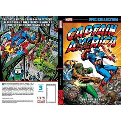 Epic Collection Captain America 3 : Bucky Reborn (Paperback) (Stan Lee)